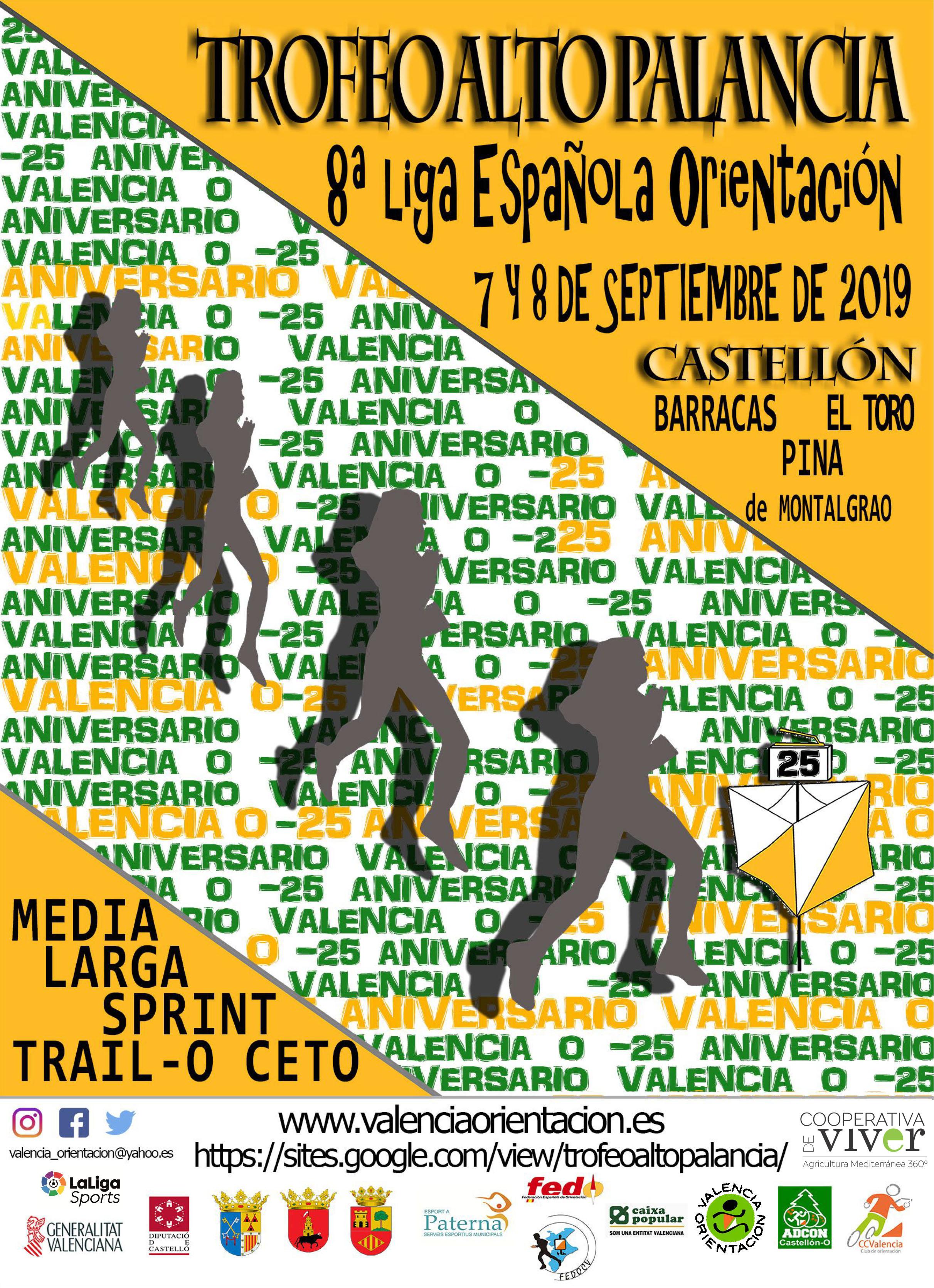 Calendario Escolar 202018 Castilla La Mancha.Fedocv Federacion Del Deporte De Orientacion En La Comunidad