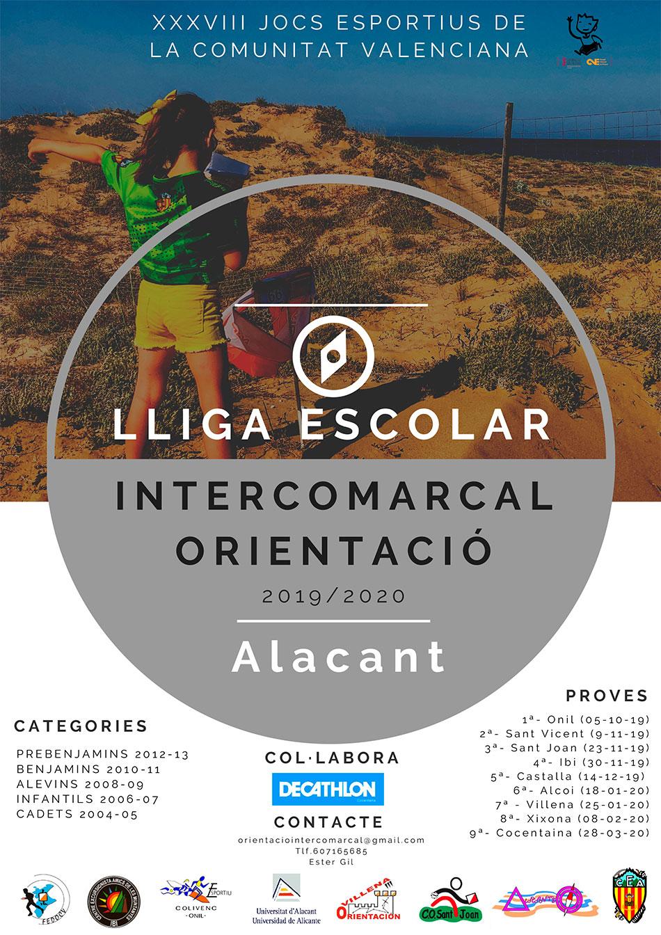 Calendario Escolar Valencia 2020 18.Fedocv Federacion Del Deporte De Orientacion En La Comunidad