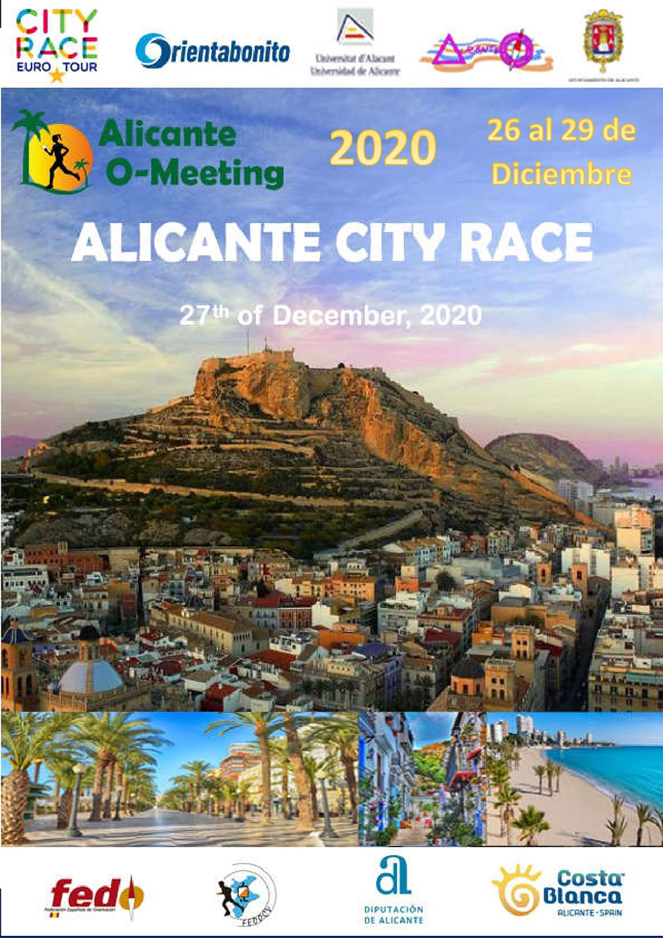 Alicante City Race 2020