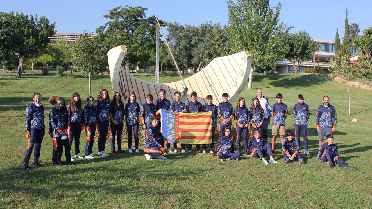 Selección Escolar rumbo a Zaragoza